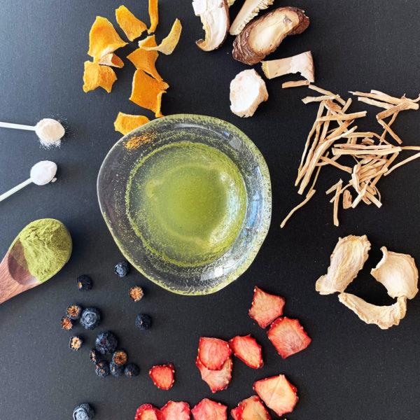 フレーバー緑茶│フレーバーグリーン