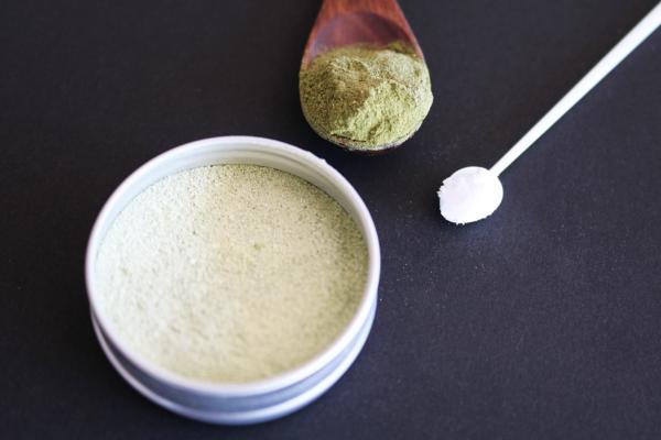 茶塩│フレーバー緑茶