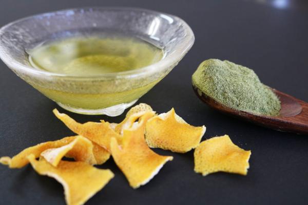 レモン緑茶│フレーバー緑茶